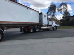 Truck Wash Hume Highway Lavington New South Wales