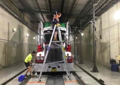 The Wash Inn - Now Open - Truck Wash New South Wales 10