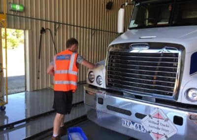 The Wash Inn - Now Open - Truck Wash New South Wales 7