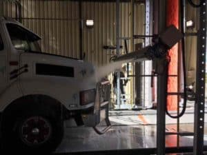 Truck Wash - The Wash Inn Automated Truck Wash