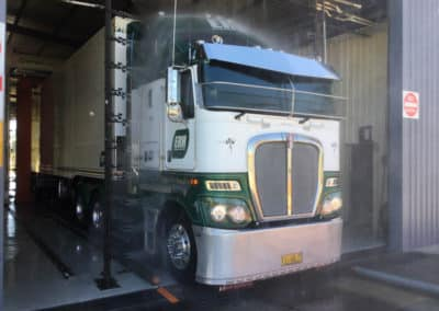 Automated Truck Wash - The Wash Inn - Another Clean Truck 8