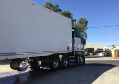 Automated Truck Wash - The Wash Inn - Another Clean Truck 7