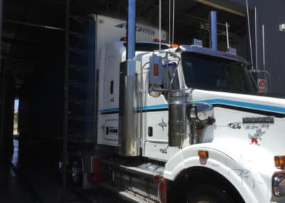 Automated Truck Wash - The Wash Inn - Another Clean Truck 2