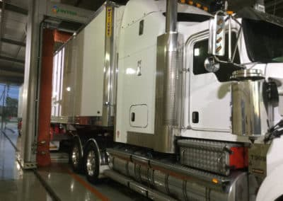 Another perfectly washed truck - Truck Wash Albury NSW 6