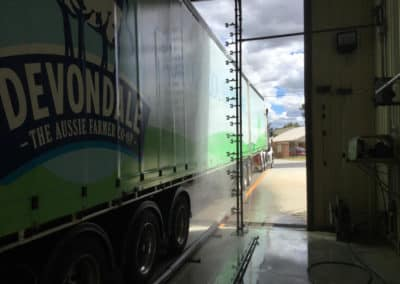 Another perfectly washed truck - Truck Wash Albury NSW 5
