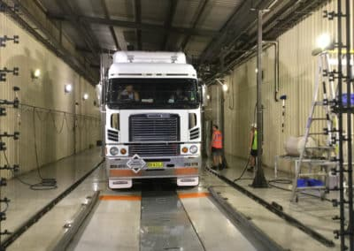Another perfectly washed truck - Truck Wash Albury NSW 3
