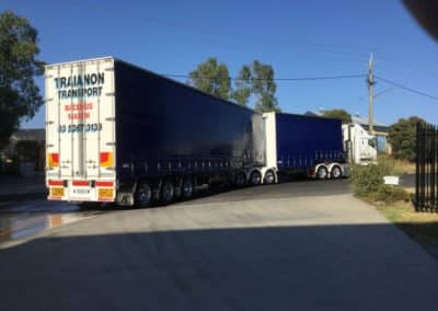 Another perfectly washed truck - Truck Wash Lavington NSW 7